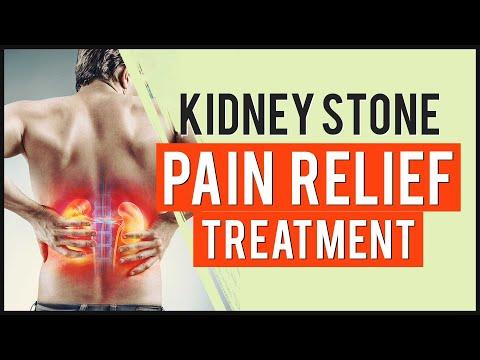 Kidney Stone Pain Relief Treatment, Reverse Nephrolithiasis Symptoms🥵😢