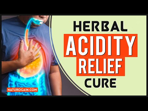 Acidity, Gas Problem In Stomach Solution for GERD Acid Reflux Treatment🤮😌