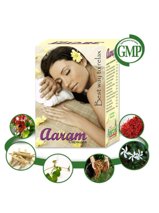 Herbal Sleep Aid Pills
