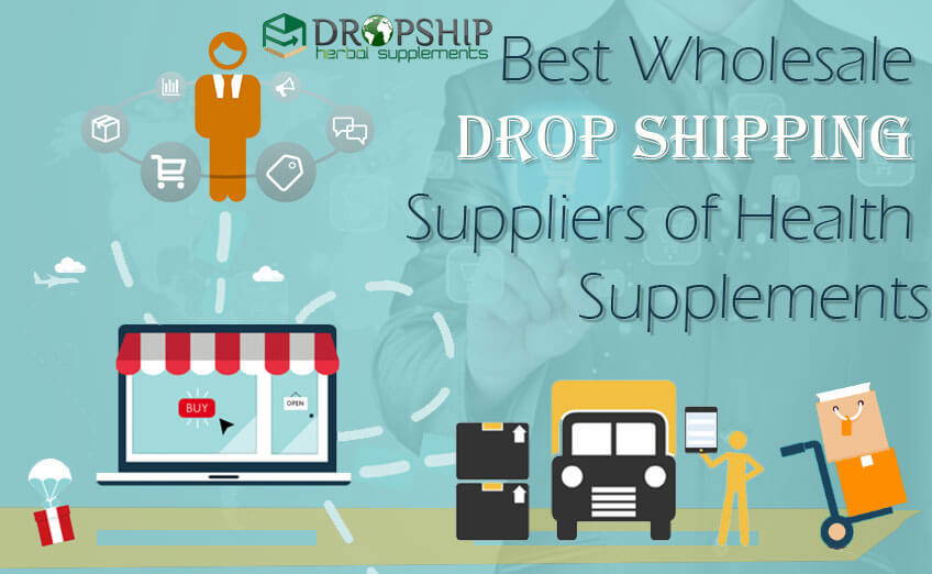 Wholesale Drop Shipping Suppliers of Health Supplements