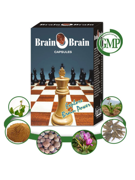 Herbal Brain Enhancer Pills