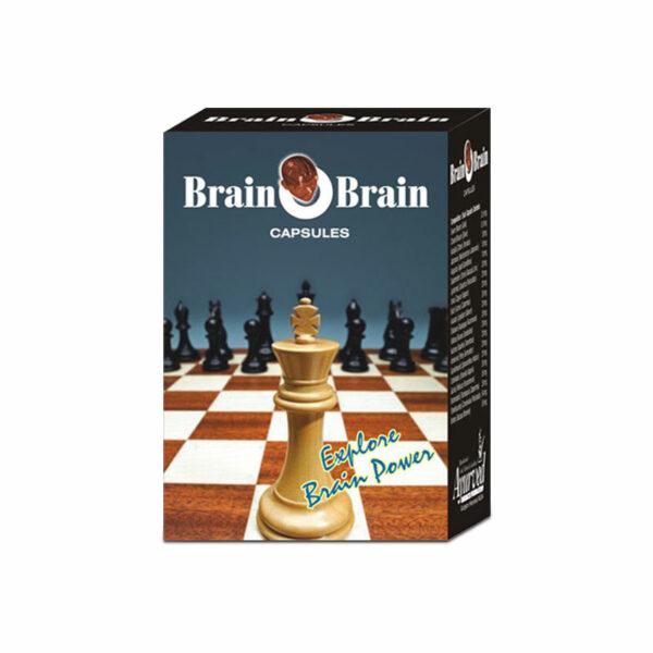 Herbal Brain Enhancer Pills