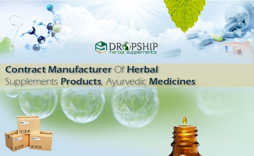 Contract Manufacturer of Herbal Supplements