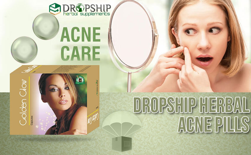 Dropship Herbal Acne Pills
