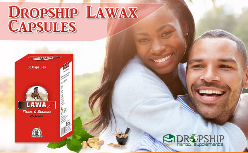 Dropship Lawax Capsules