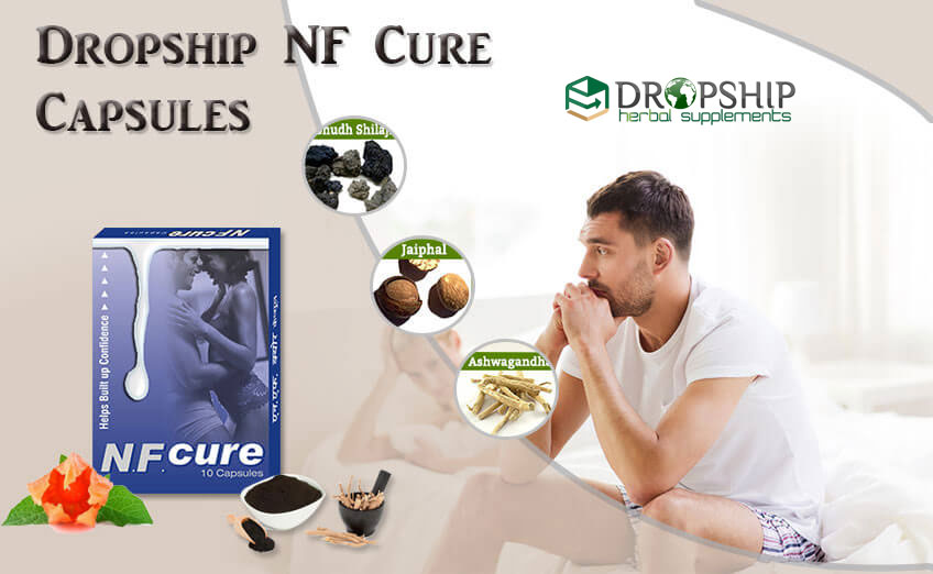 Dropship NF Cure Capsules