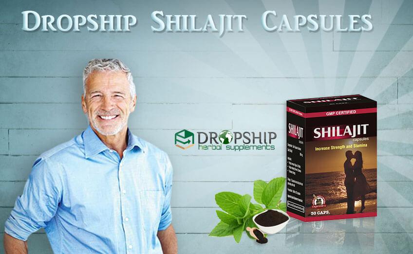 Dropship Shilajit Capsules