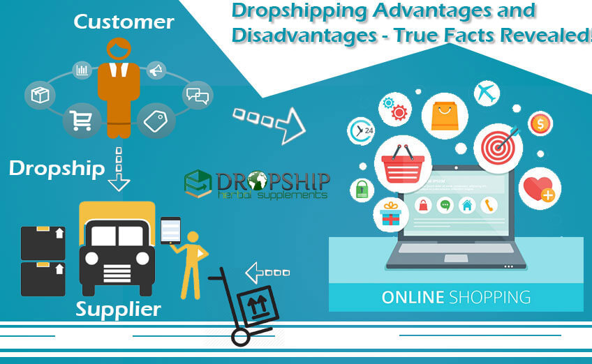Dropshipping Advantages and Disadvantages