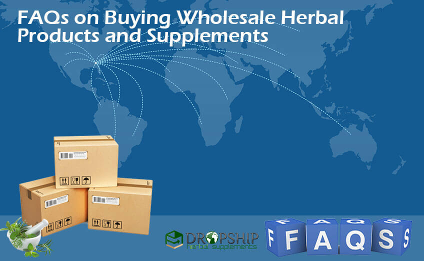 FAQs on Buying Wholesale Herbal Products