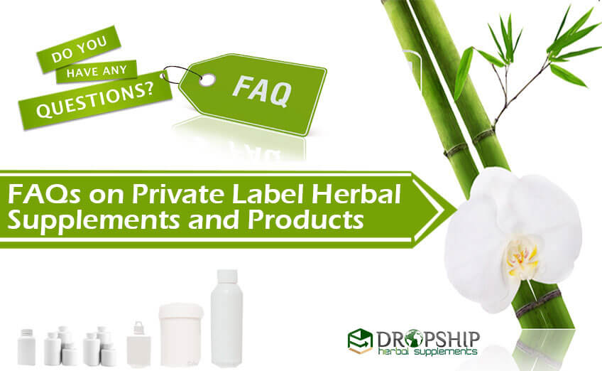 FAQs on Private Label Herbal Supplements