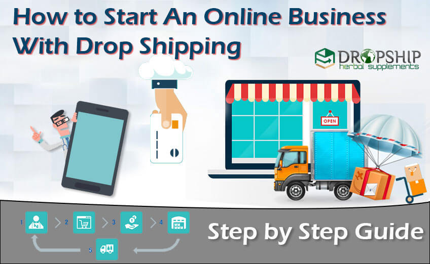 Online Business With Drop Shipping