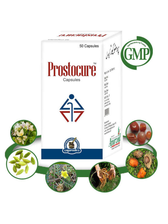 Herbal Prostate Supplements