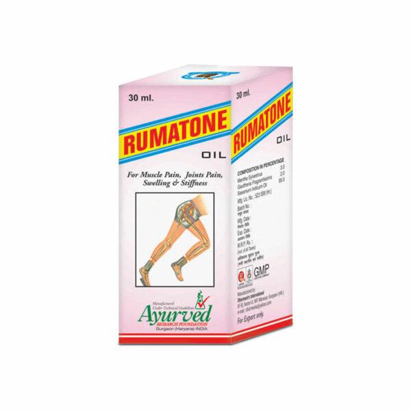 Herbal Osteoarthritis Relief Oil