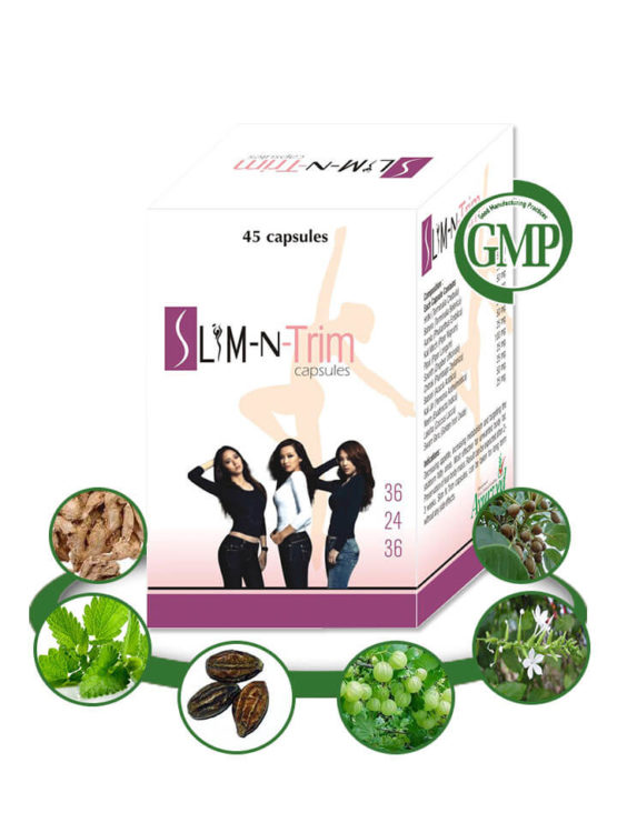 Herbal Appetite Suppressant Pills