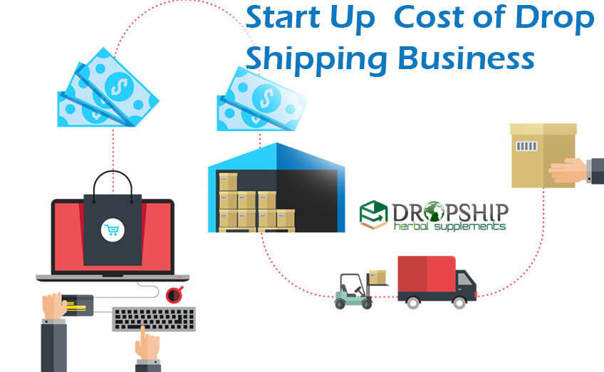 Start Up Cost of Drop Shipping Business In USA
