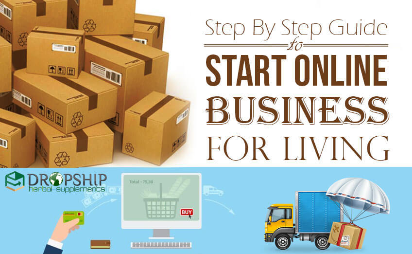 Step By Step Guide To Start An Online Business