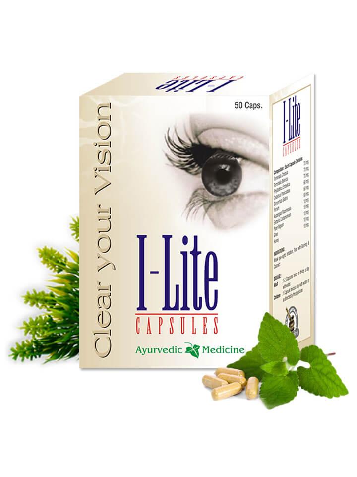 Herbal Treatment for Weak Eyesight