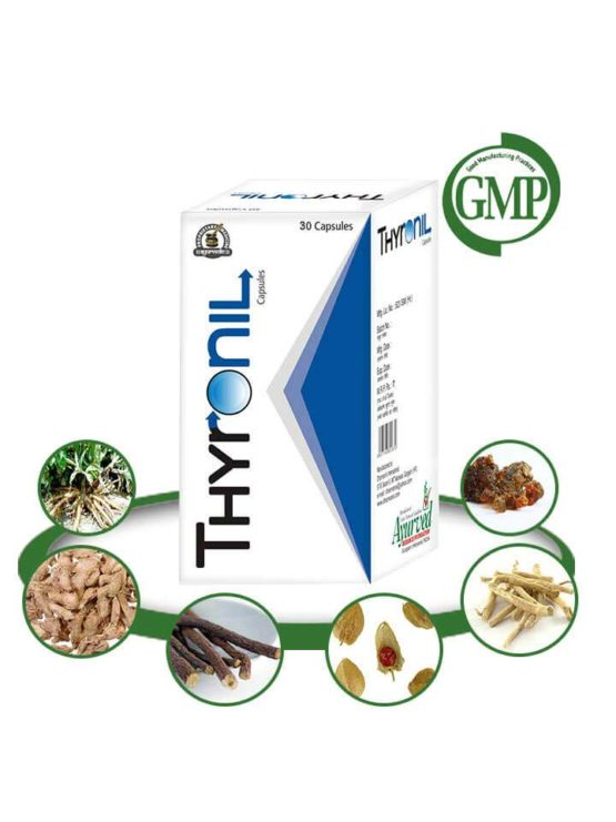 Herbal Thyroid Support Supplements