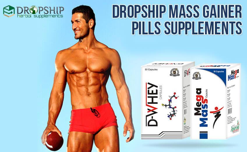 Dropship Mass Gainer Pills