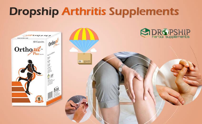 Dropship Arthritis Supplements