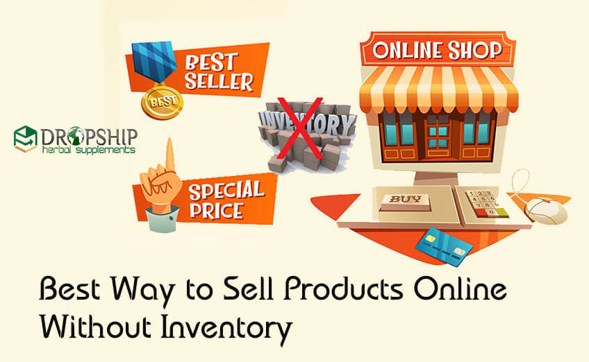 Sell Products Online Using Dropshipping