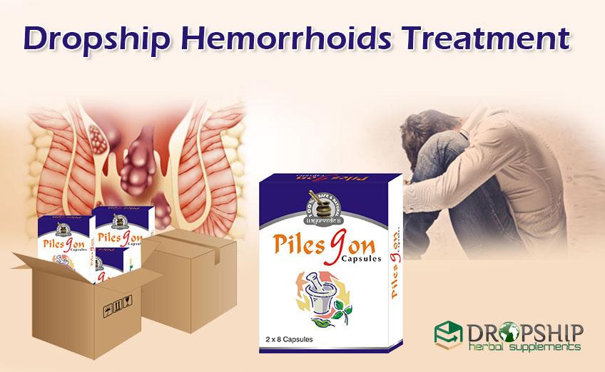 Dropship Hemorrhoids Treatment