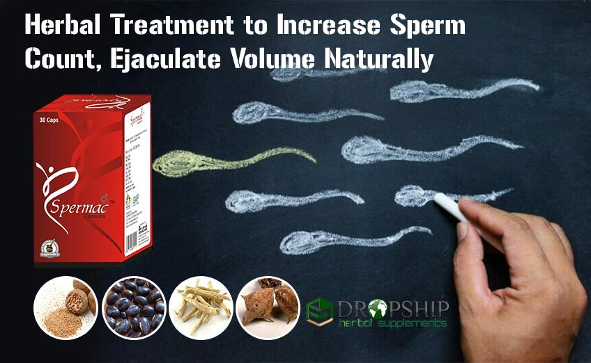Herbal Treatment to Increase Sperm Count