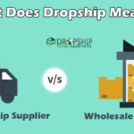 What Does Dropship Mean