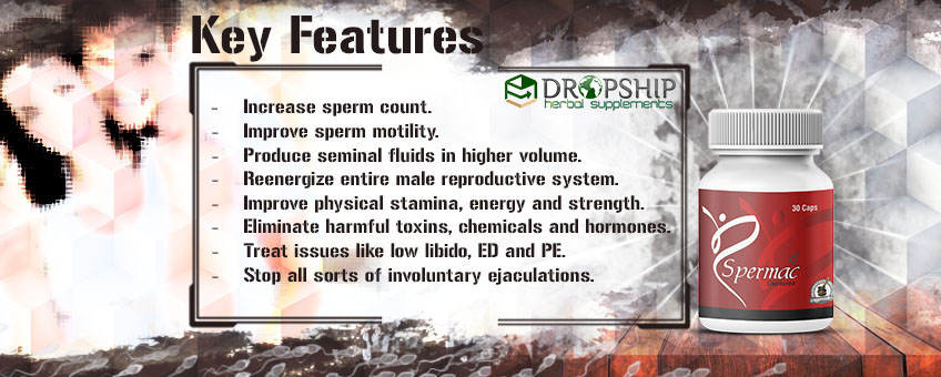 Benefits of Spermac Capsules