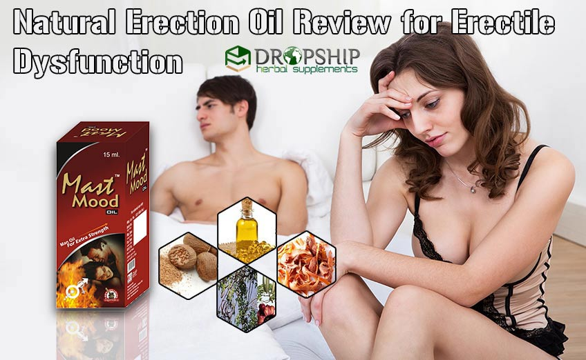 Erection Oil Review for Erectile Dysfunction