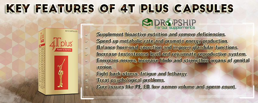 Key Features of 4t Plus Capsules
