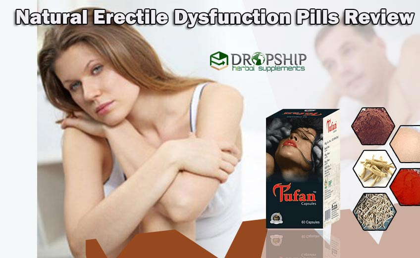Natural Erectile Dysfunction Pills Review