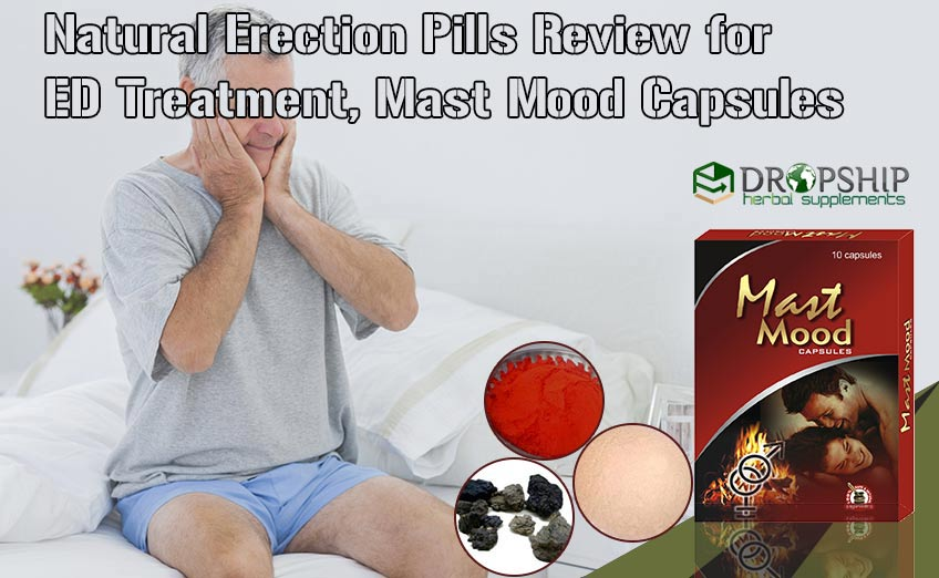 Natural Erection Pills Review for ed