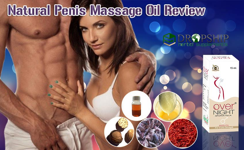 Natural Penis Massage Oil Review