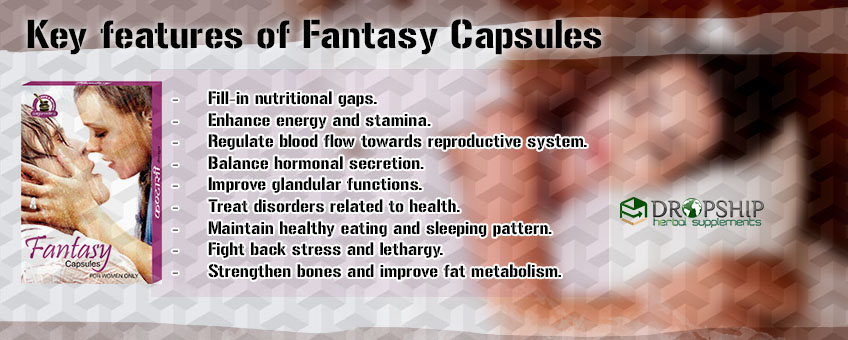 Features of Female Libido Booster Pills