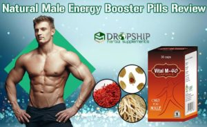 Natural Male Energy Booster Pills Review