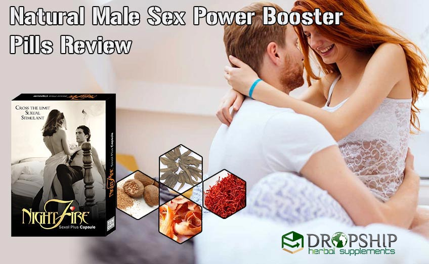 Natural Male Sex Power Booster Pills