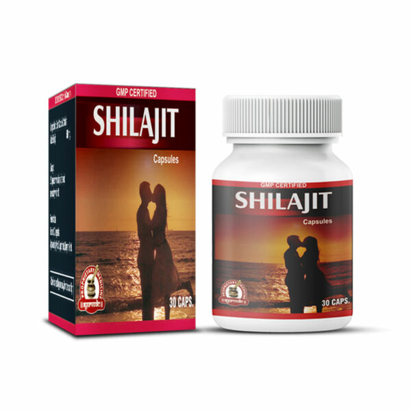 Pure Shilajit Capsules