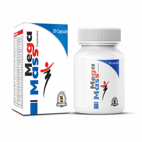 Herbal Mass Gainer Supplements